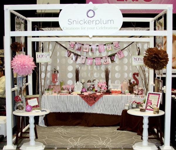 Utah Valley Women\'s Expo | Snickerplum\'s Party Blog | Snickerplum